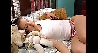 Young teen dreams a dwarf with a big cock