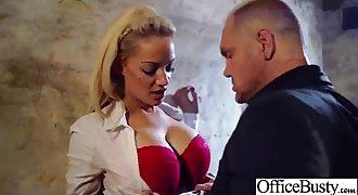 (lou lou) Worker Big Melon Tits Girl Get Sex In Office vid-23