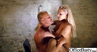 In Office Hook-up Is More Fun With Slut Bigtits Worker Girl (lou lou) movie-18