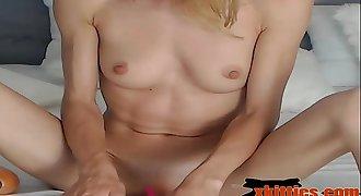 Petite Teen Big Pussy