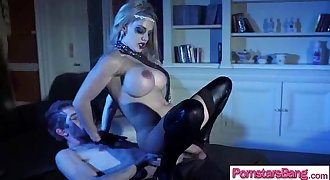 Nasty Porn industry star (loulou) Eat Suck And Bang On Webcam A Hard Long Big Cock movie-12